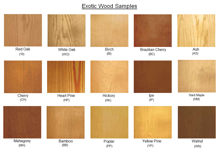 Woodwork Exotic Wood Pdf Plans
